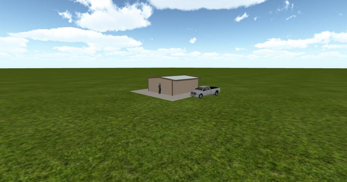 Cool 3D #marketing http://ift.tt/28Txoq7 #barn #workshop #greenhouse #garage #roofing #DIY