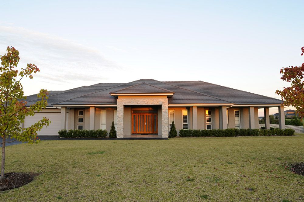 home with acreage