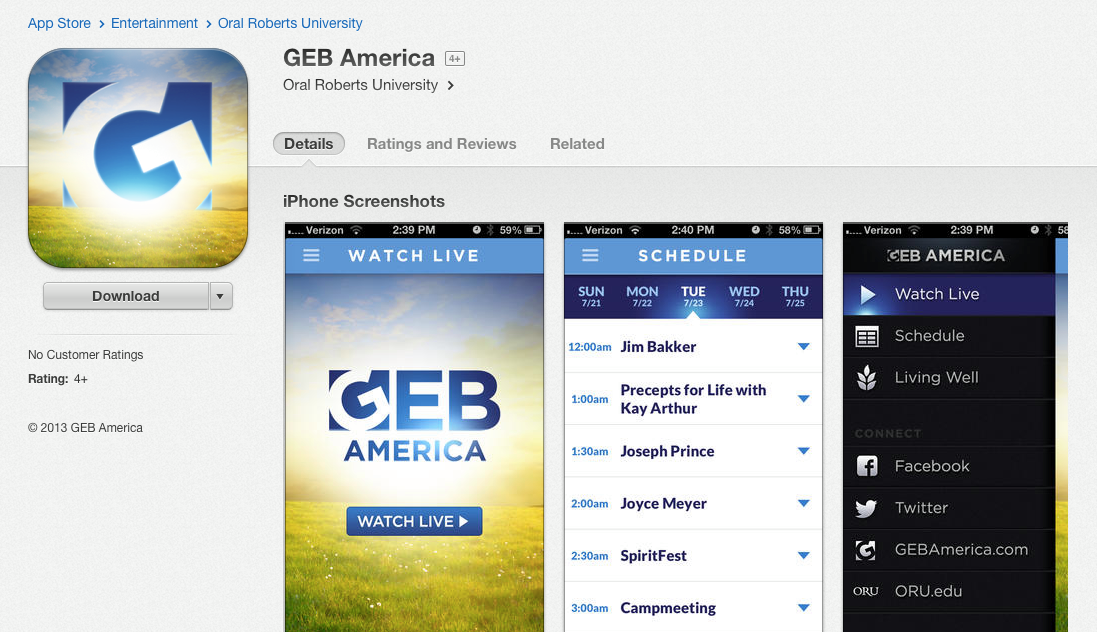 Since 2013, GEB America has been able to provide you with