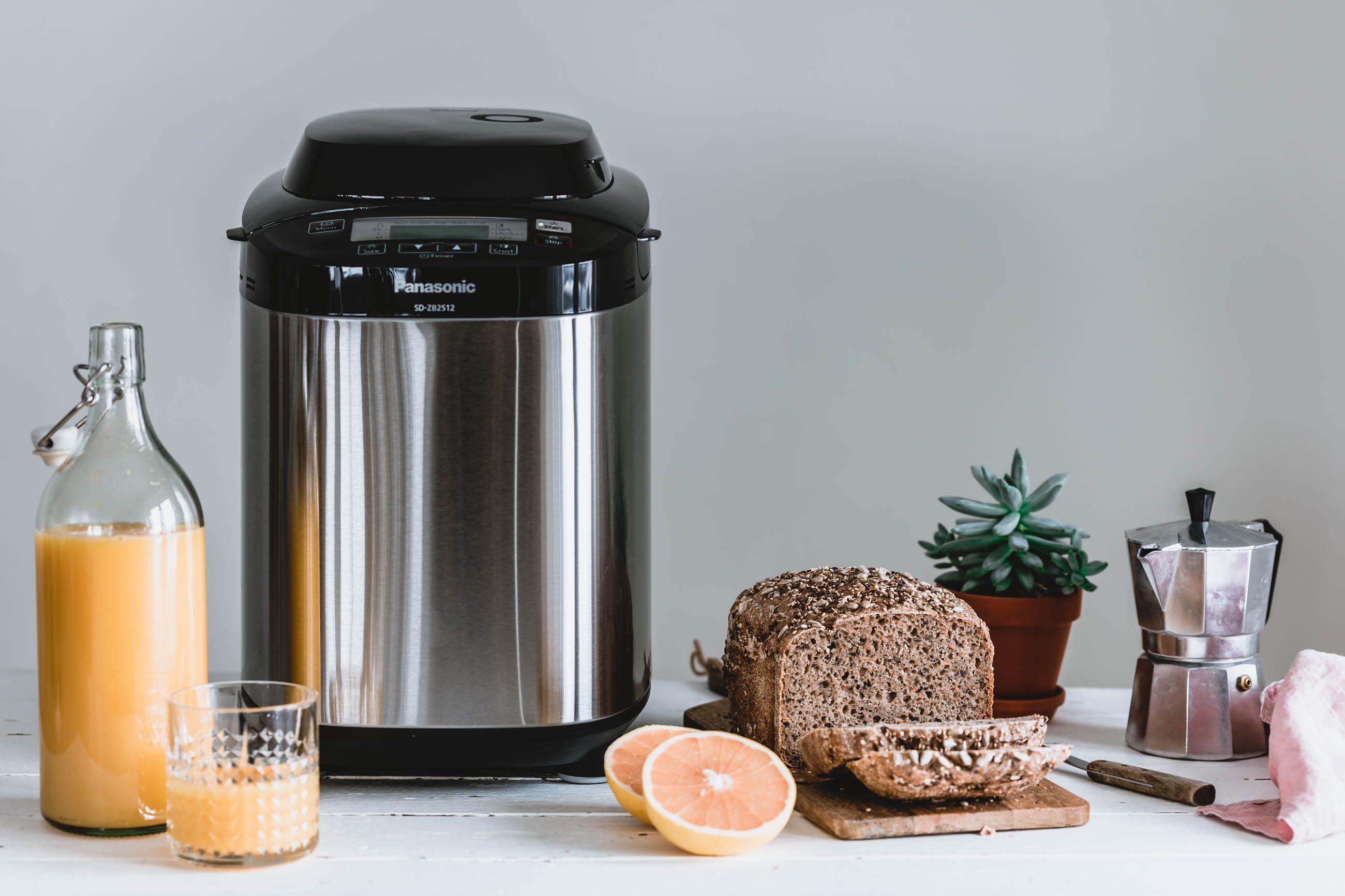 Fully Automated Bread Maker Vegane rezepte, Fresh, Bread