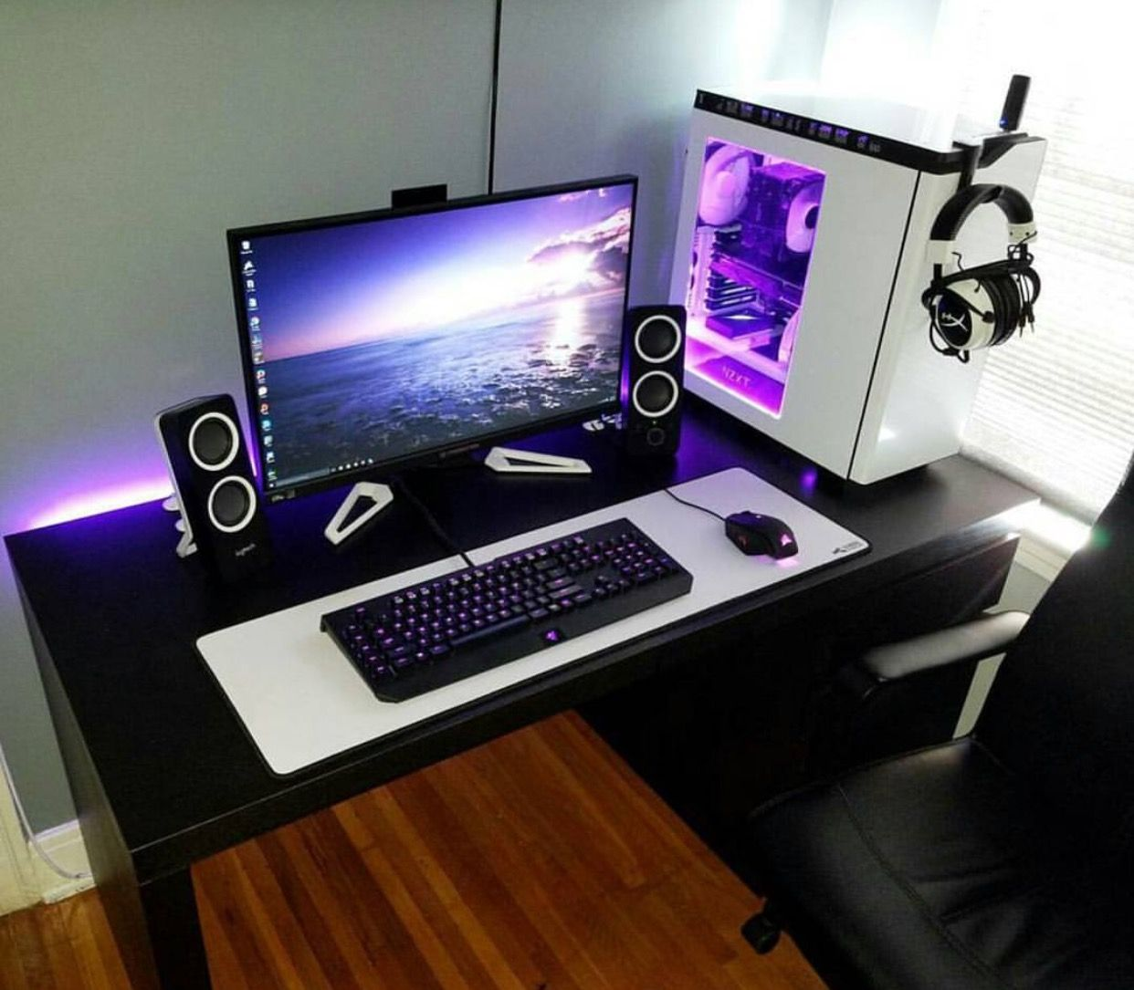 Pc Game Room Ideas: Im Just A Little Too Broke For This