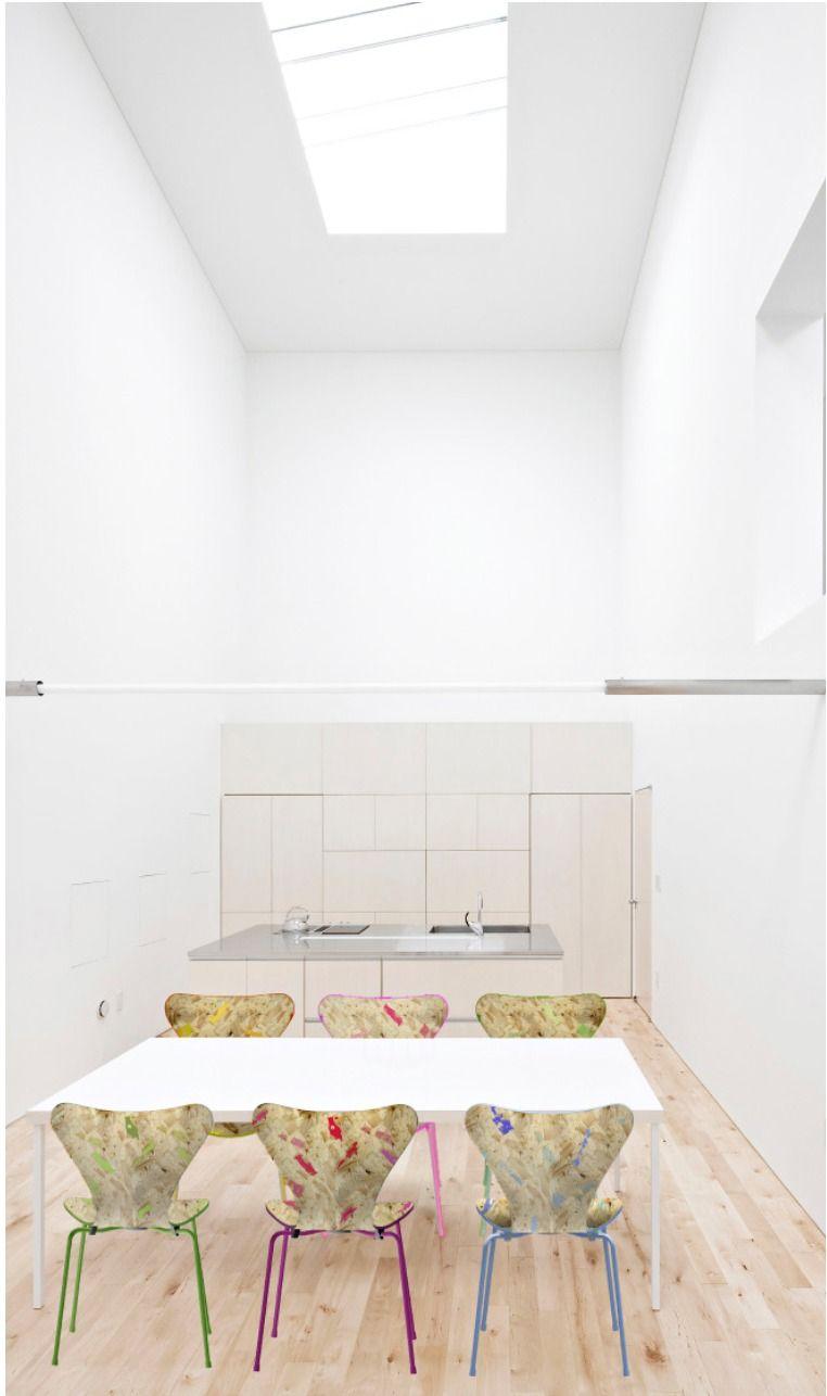 BIG, Jean Nouvel, and 5 Others Reinterpret Arne Jacobsen's Series 7 Chair
