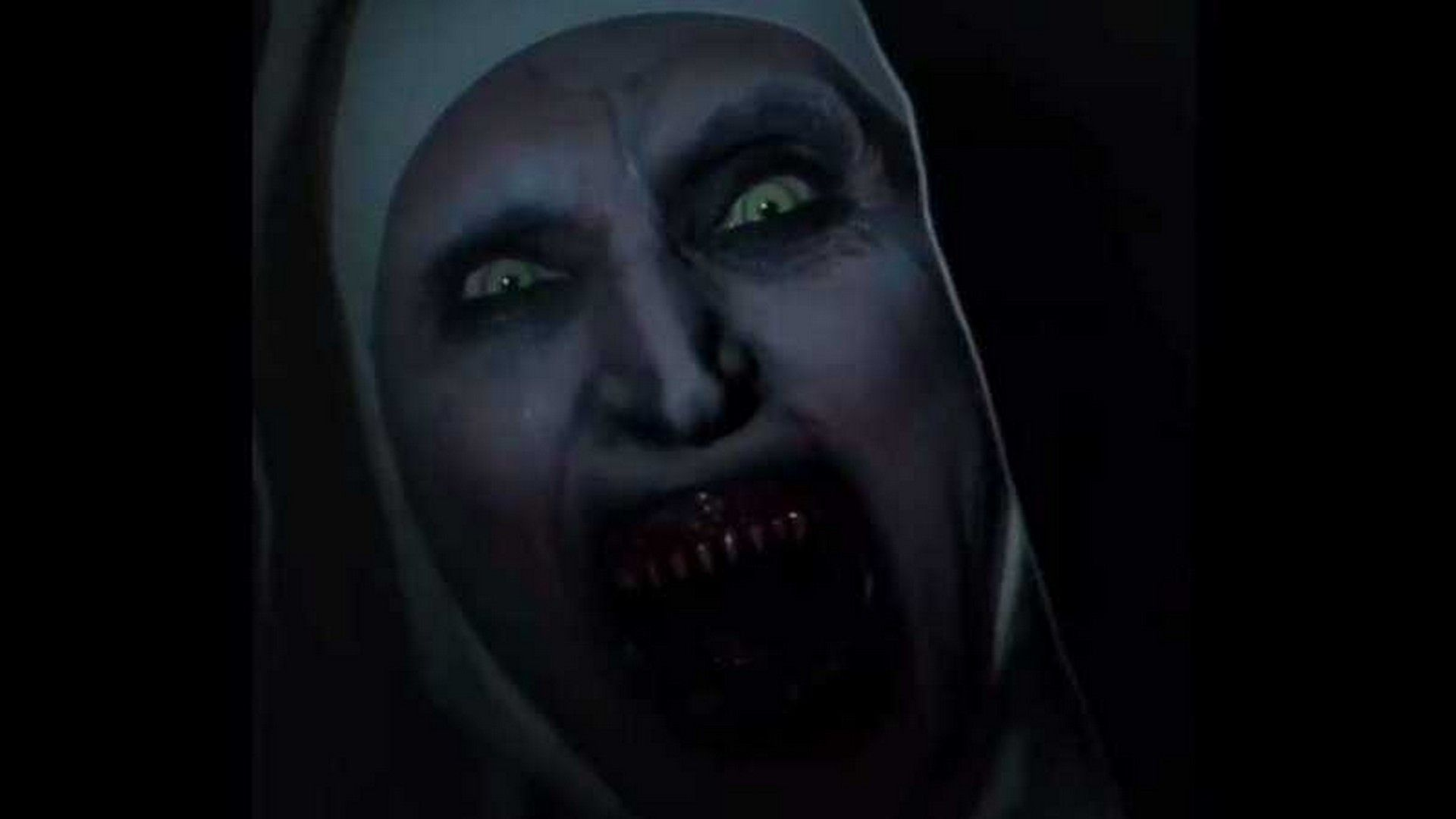 The Nun Valak Wallpaper HD | Wallpaper | Pinterest ...