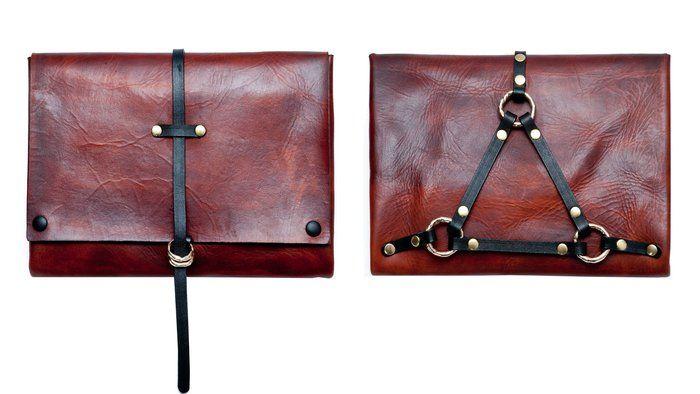 Harness Envelope Clutch