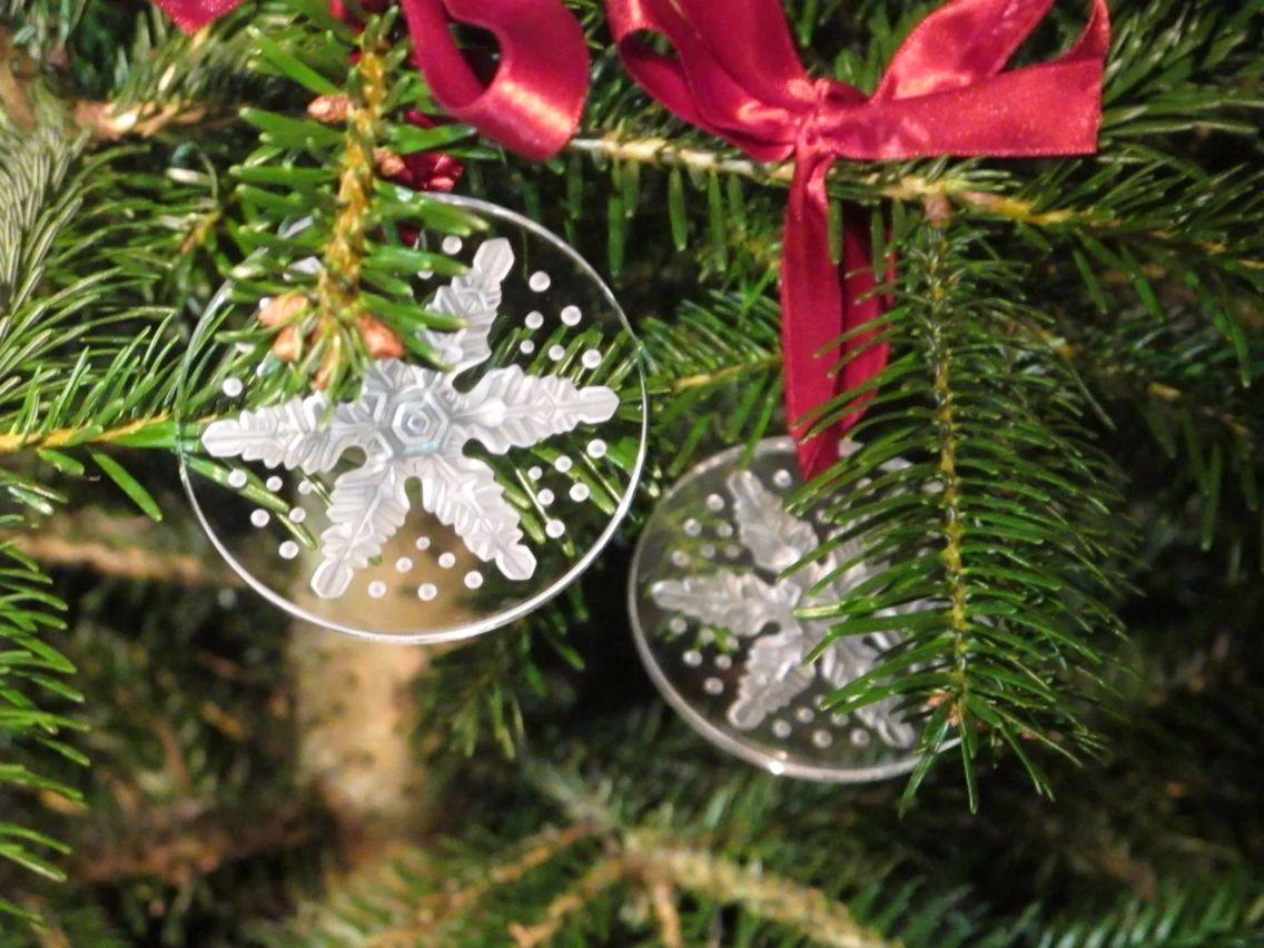 Lalique xmas ornaments lalique crystal pinterest