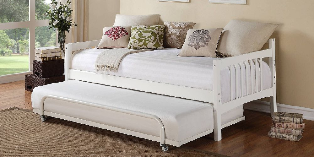 Living Room Furniture Extra Long Twin Daybed Sofa Design Ideas