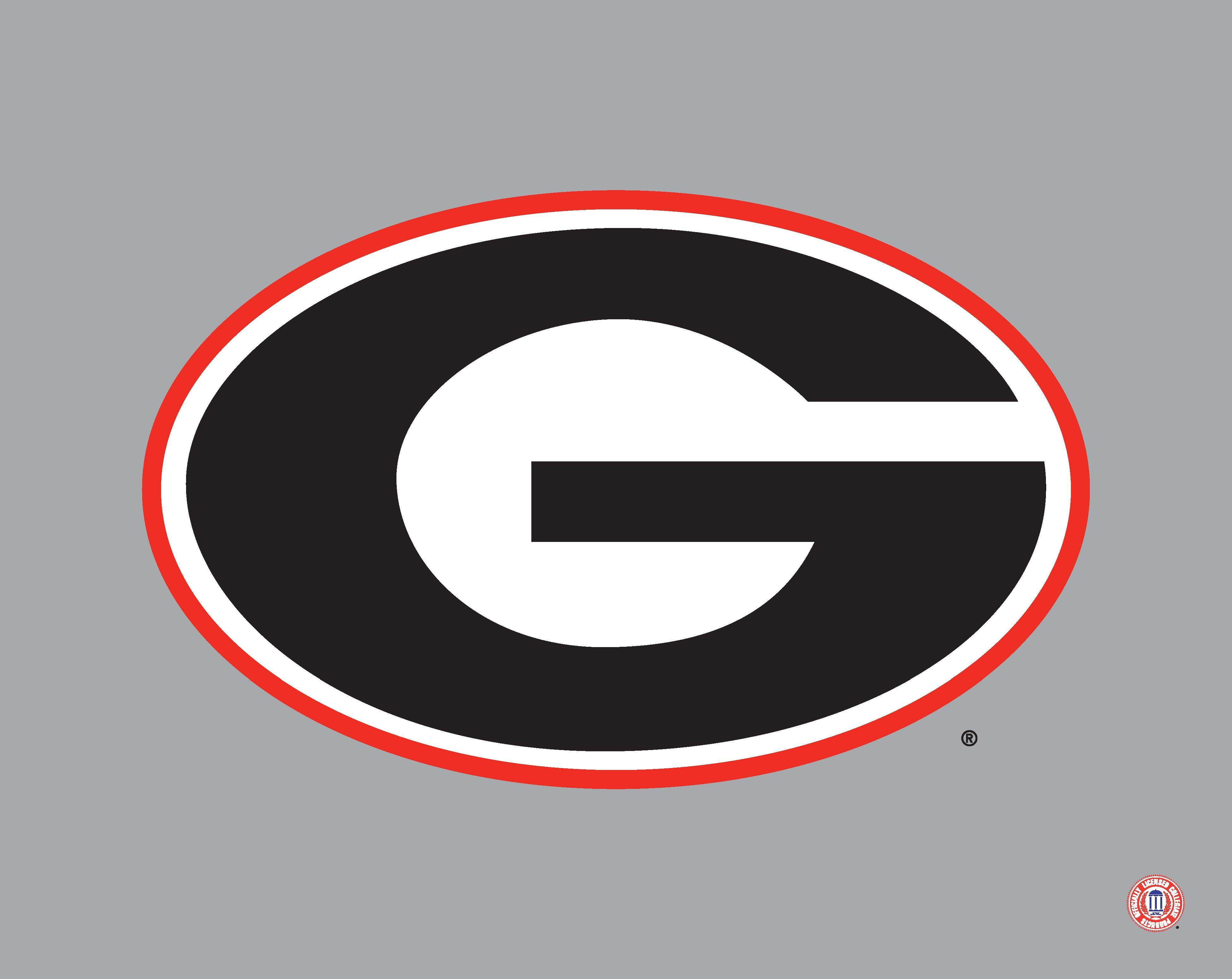 georgia bulldogs logo [ 3900 x 3100 Pixel ]