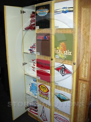 T Shirt Wall Cabinet Not A Window Display But Cool We Can Get Two