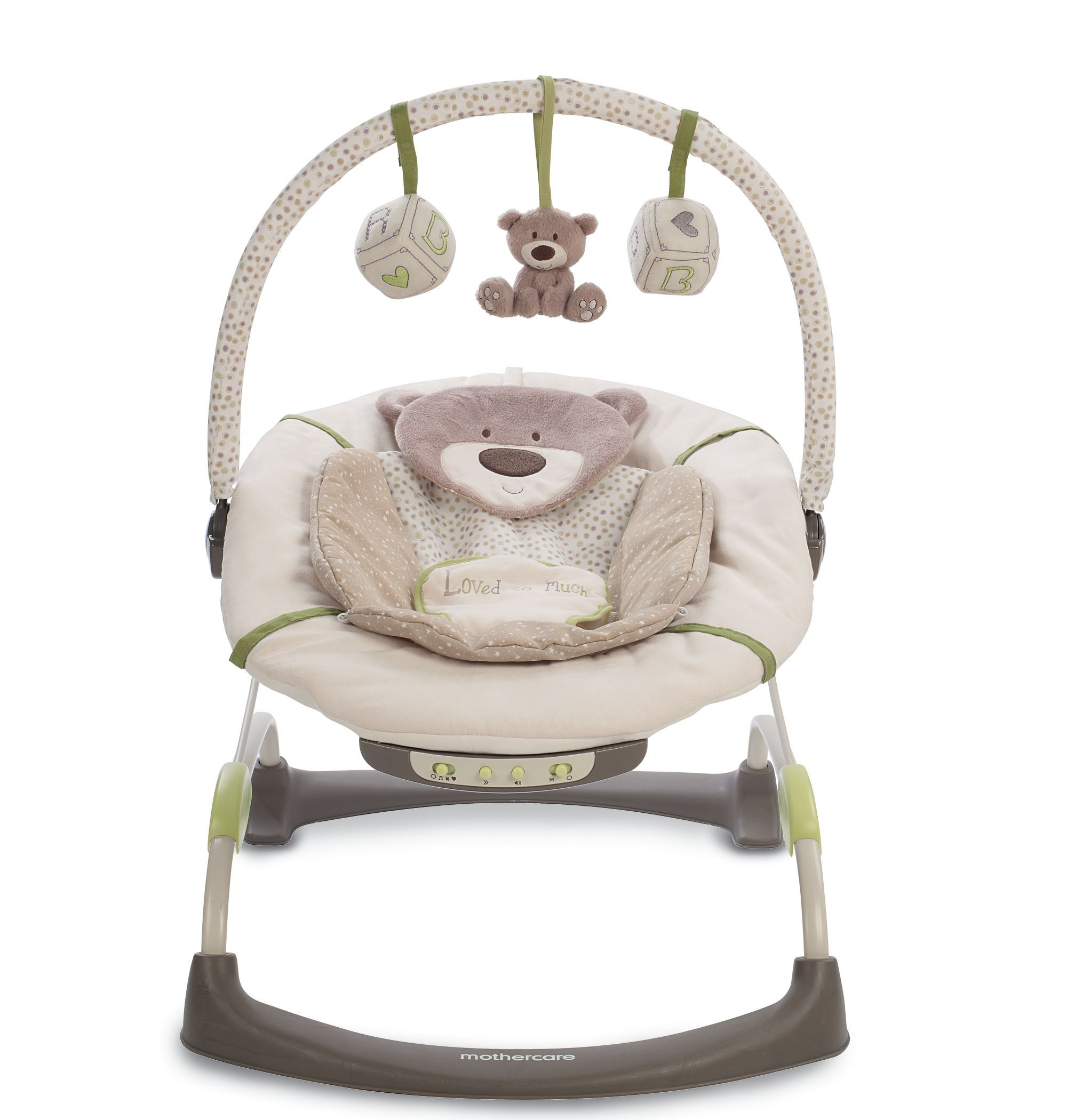 Baby Active Mothercare Moses Basket With Rocking Sound Great Varieties Bassinets & Cradles