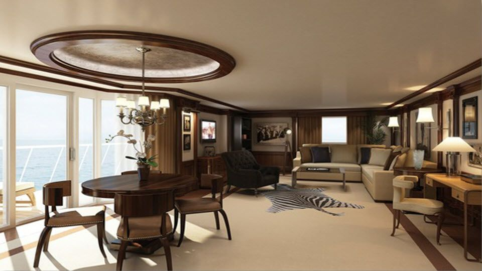 Oceania Riviera Amp Marina Owner S Suites Are Inspired By