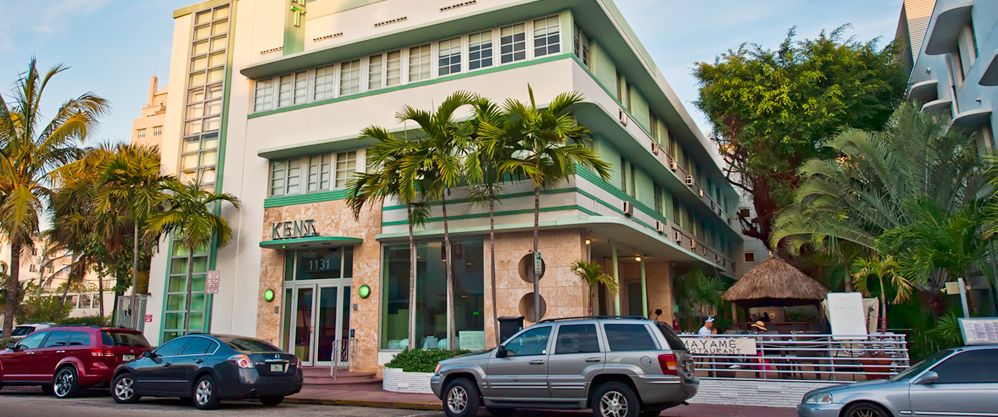 South Beach Hotels Miami Kent Hotel