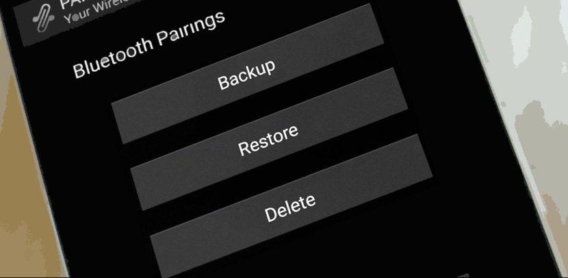 PAIRS es la mejor forma de restaurar tus conexiones WiFi y Bluetooth después de borrar tu móvil
