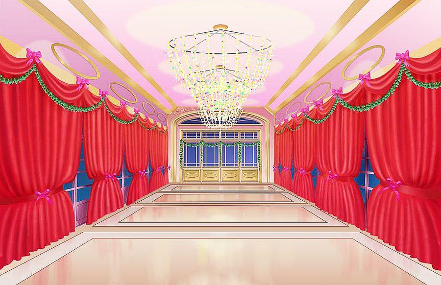Cinderella Backdrops | Y22.2 Cinderella Ballroom 2 ...