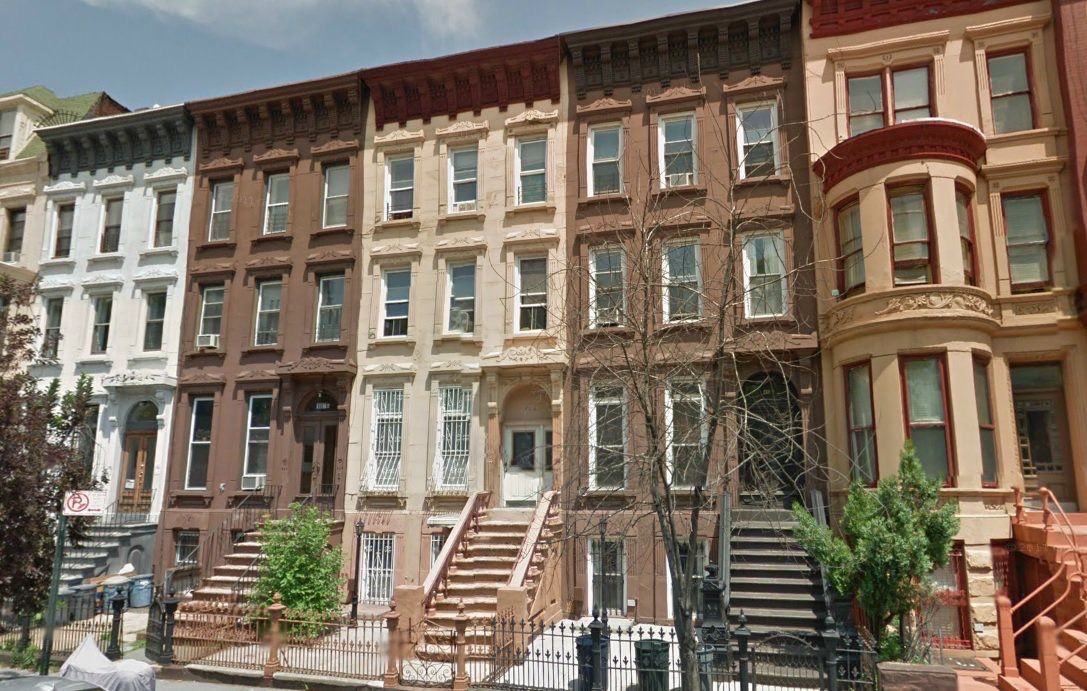 Capital Colony Townhomes Bed Stuy Row House Historic Homes
