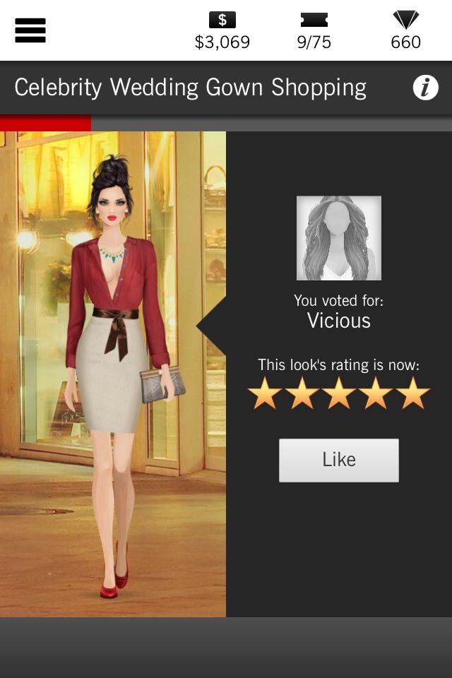 Celebrity Wedding Gown Shopping: 5 Stars | Covet Fashion Jet Set 5+ ...