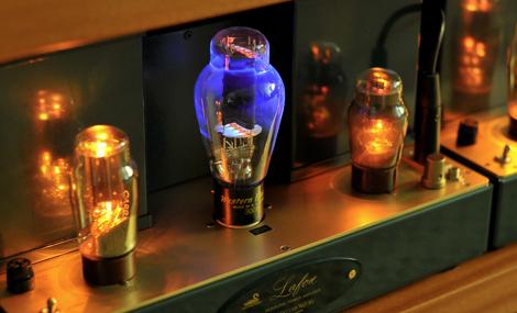 Shindo Labs Lafon 300B Monoblock Amplifier Valve