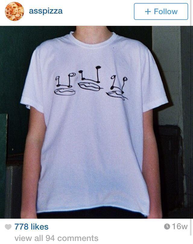 4f1b1e44bb24 Asspizza T-shirt