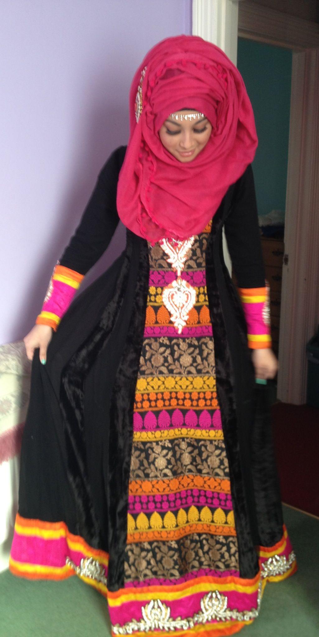 Všeč mi je ta videz, ampak zakaj nekatera dekleta nosijo hidžabe-4789