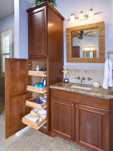 35+ Bathroom pantry cabinet ideas best