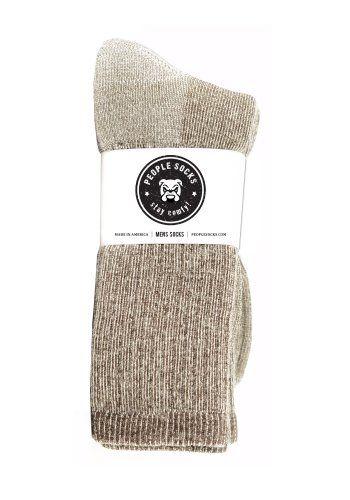 588d2ffe0a217 Save $30.05 on 4 Pairs Mens People Socks Below Zero Merino Wool Blend Crew  Socks; only $29.90 + Free Shipping