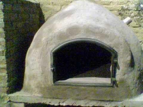 Como hacer un horno de barro Bricolaje Pinterest Barro, Horno