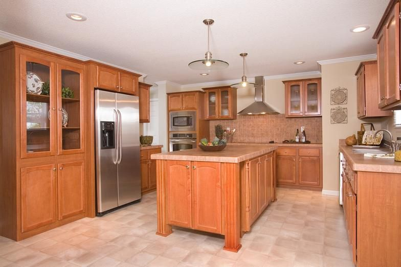 Mobile home kitchen mobile homes raleigh nc country for Kitchen design raleigh