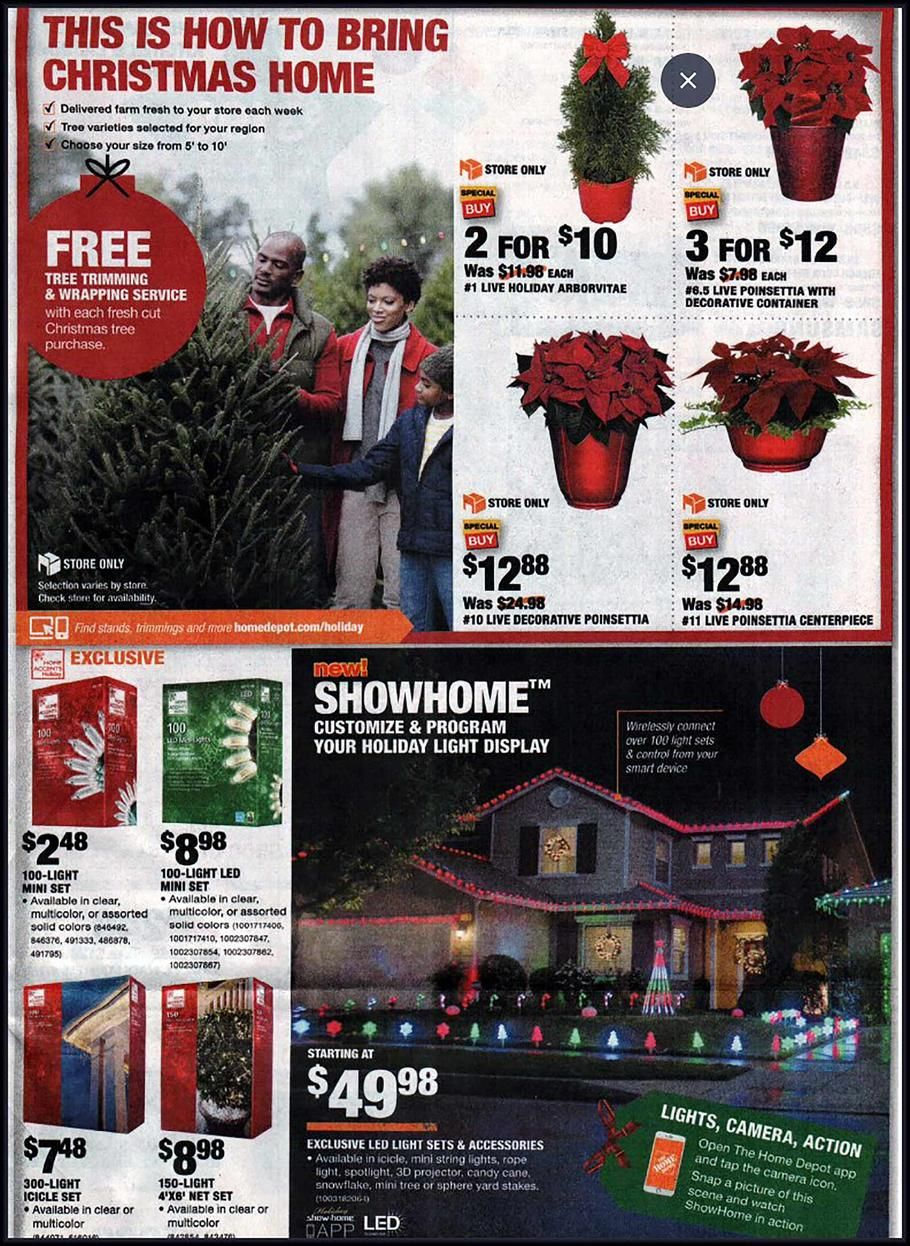 Home depot black friday ads and deals browse the ad scan complete product by sales listing also rh pinterest