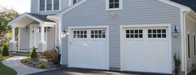 Wood Garage Doors Signature Carriage Collection Built In
