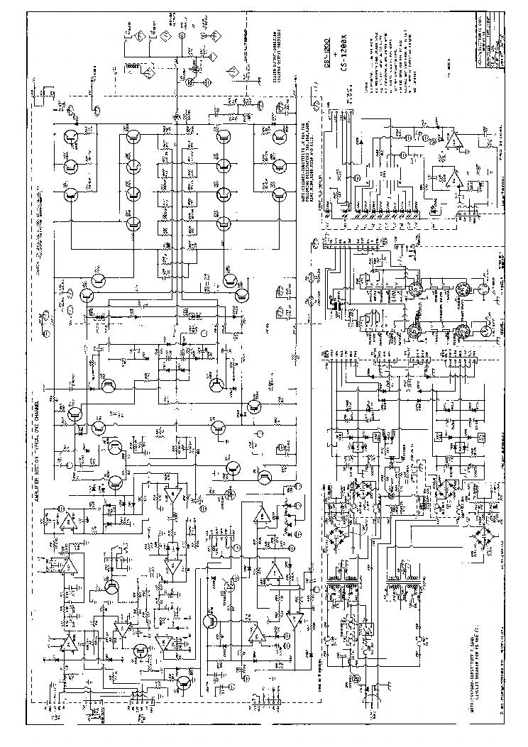 PEAVEY SPECIAL 130 Service Manual download, schematics