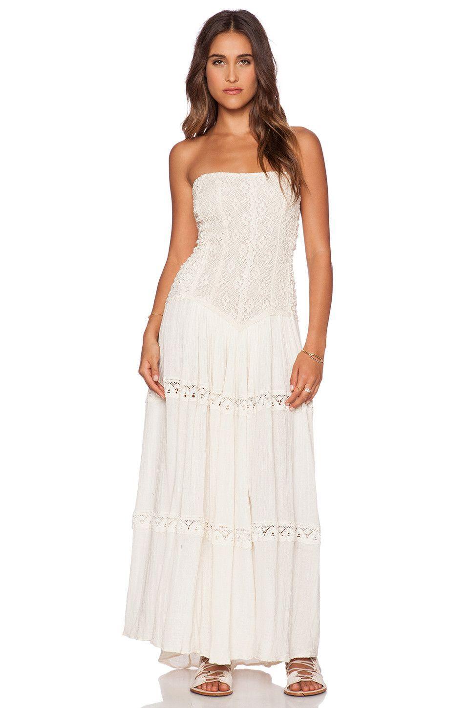 Cherokee Rose Maxi Dress