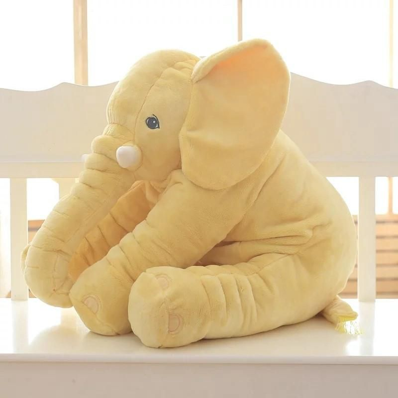 Colorful Giant Elephant Pillow Baby