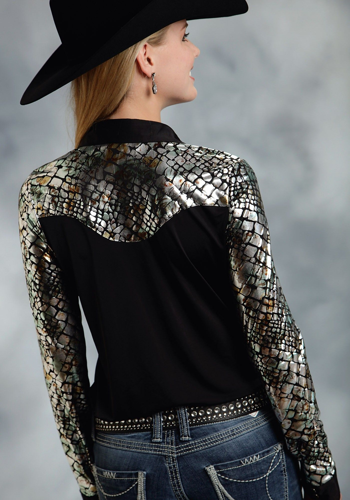 7a1d81cbb0f Womens Western Show Shirt -