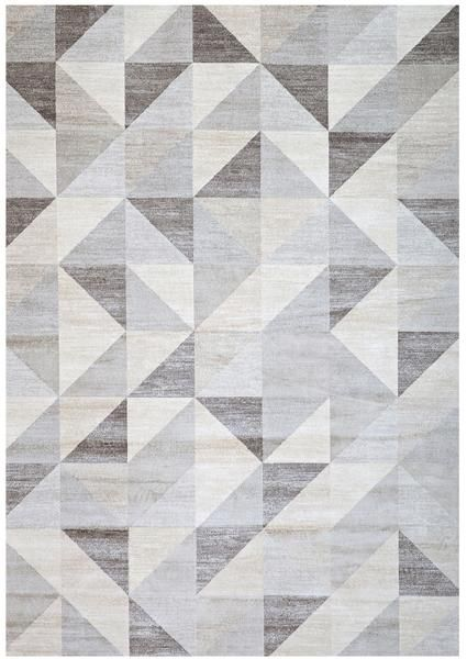modern rug patterns. Silver Gray And White Modern Geometric Triangle Pattern Rug The Sonoma Collection Is Machine Woven In Patterns Pinterest