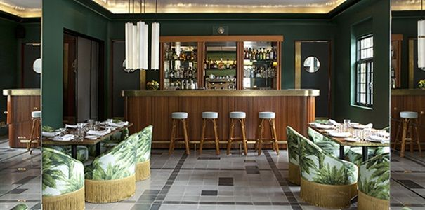 restaurants met een tropisch interieur exotische internationale hotspots