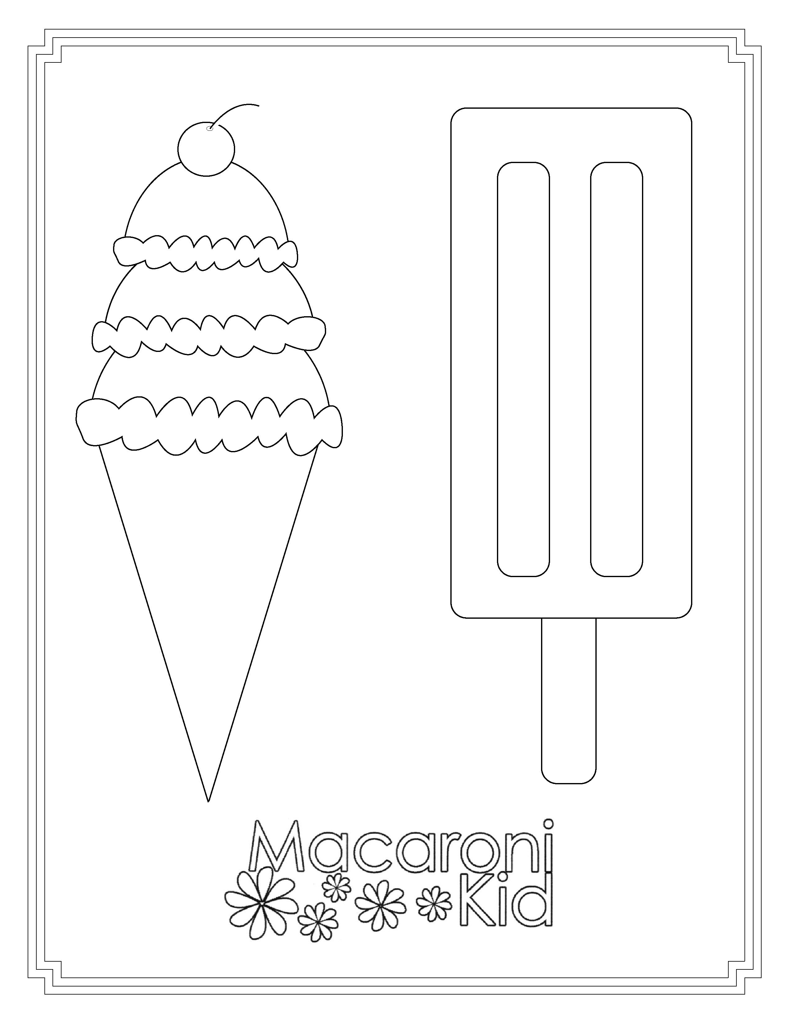 Coloring Page | Macaroni Kid Coloring Pages | Pinterest