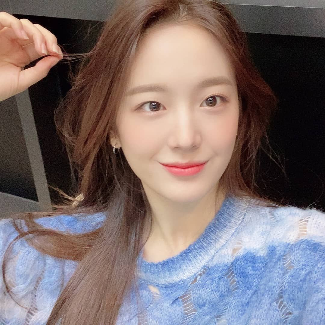 687 Likes, 2 Comments - Jang Gyuri Fromis_9 🍀 FANPAGE