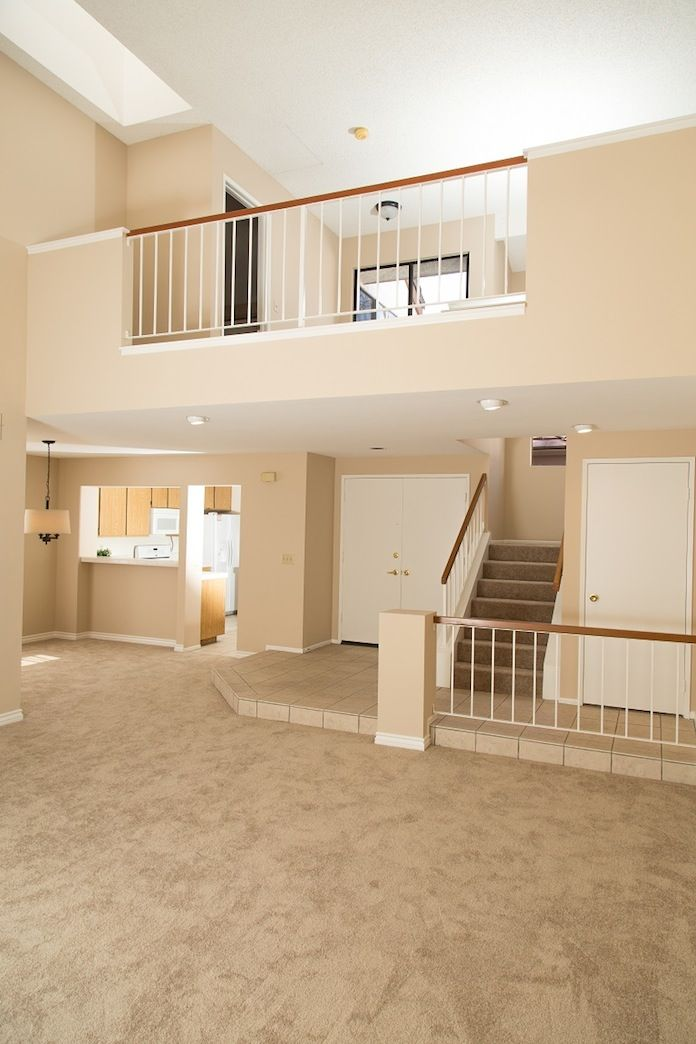Dunn Edward Quicksand Is A Great Neutral Wall Color When Getting A Home  Ready To Put. Living Room ...
