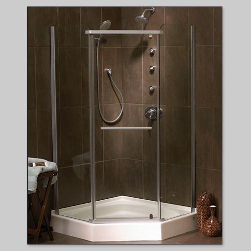 shower + tile