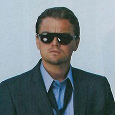 601067dac05 Leonardo DiCaprio wearing Eco by MODO sunglasses Celebrities With Glasses