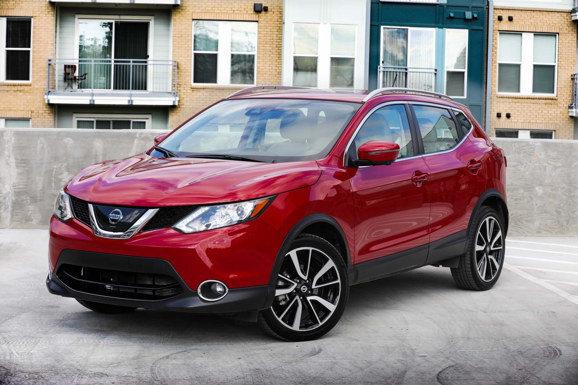 The 2018 Nissan Rogue Sport Is Comfortable As A Small Car With A