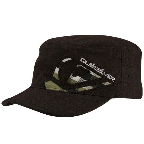Click Image Above To Purchase Quiksilver Convoy Brown Military Hat Military Hat Hats Quiksilver