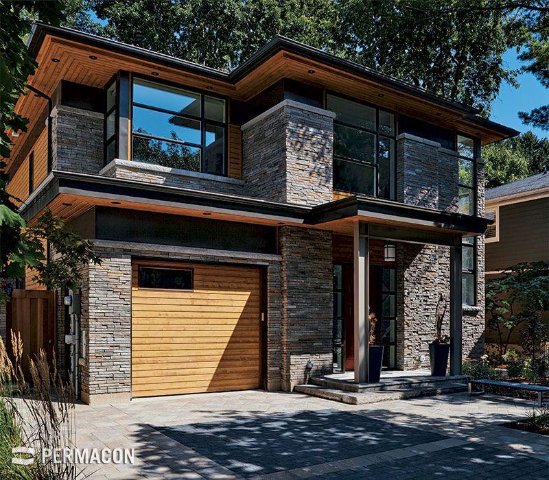 Modern Zen House Design: Portfolio De Projets D'aménagement Paysager Et De