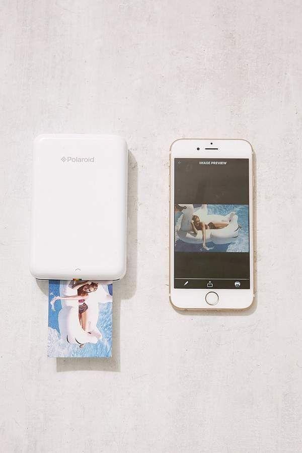 Polaroid Originals Polaroid Zip Mobile Photo Printer Phone Affiliate Mobile Photo Printer Mobile Photos Photo Printer
