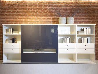Schranksysteme Wohnzimmer ~ Interlübke wohnwand studimo wohnzimmer interlübke