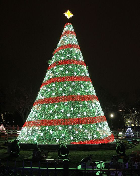 Top 10 Christmas trees from all over the world Christmas tree - white christmas tree decorations
