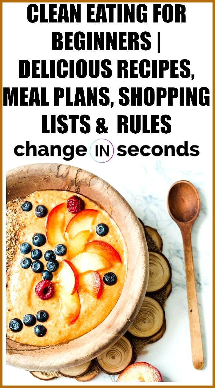 Photo of Clean Eating For Beginners Clean Eating For Beginners Delicious Recipes Meal Pla…
