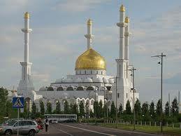 kazakhstan‑mosque