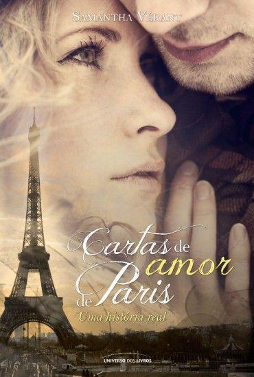 Cartas De Amor De Paris Samantha Verant Dicas De Livros Livros