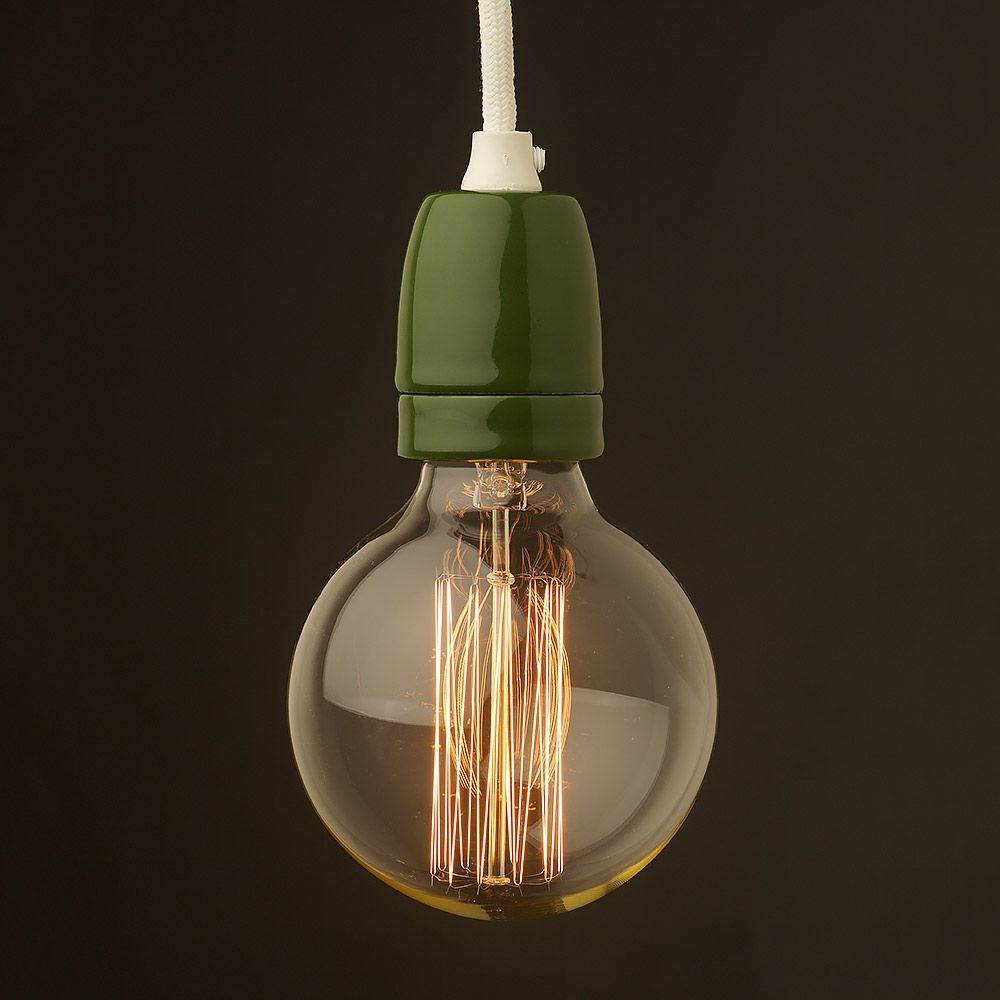 Bare Bulb Pendants Bulb Globe Lights Edison Lighting