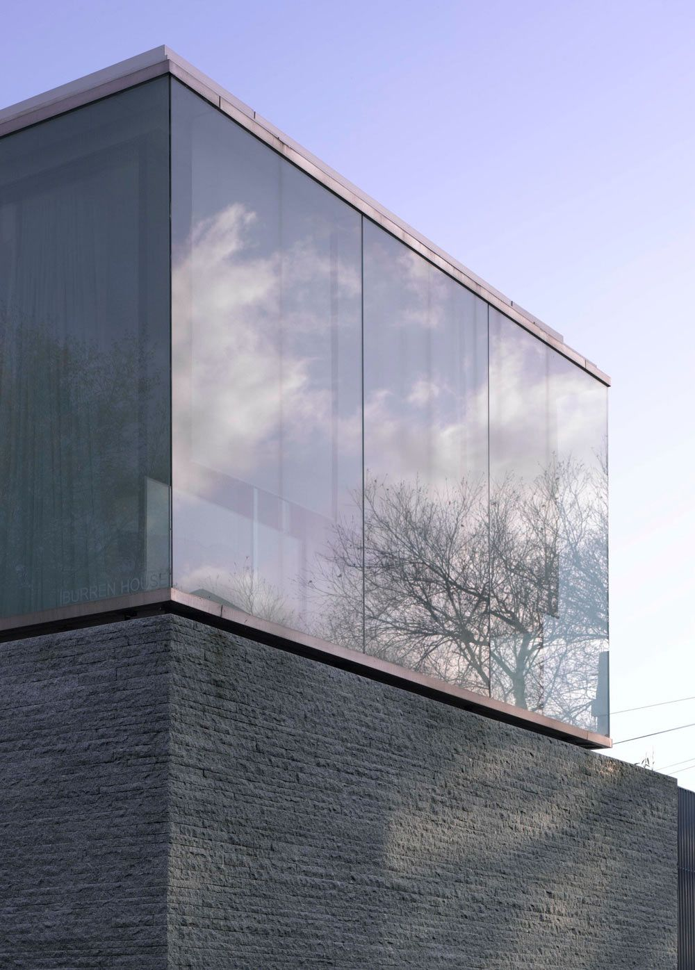 Brick House Addition In Dublin: Burren House In Dublin, Ireland By Níall McLaughlin Architects (With Images)